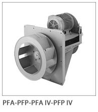 PFA-PFP-PFA IV-PFP IV